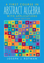 A First Course in Abstract Algebra av Joseph J. Rotman (Heftet)