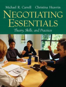 Negotiating Essentials av Michael R. Carrell og Christina Heavrin (Heftet)