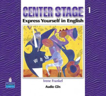 Center Stage 1 av Irene Frankel (Lydbok-CD)