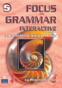 Focus on Grammar: Pt. 5 av Jay Maurer (CD-ROM)