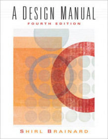 A Design Manual av Shirley Brainard (Heftet)