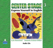 Center Stage 3 Audio CDs av Lynn Bonesteel og Samuela Eckstut (Lydbok-CD)