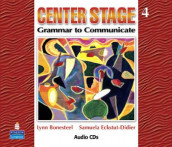 Center Stage 4 Audio CDs av Lynn Bonesteel og Samuela Eckstut (Lydbok-CD)