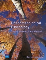 Phenomenological psychology: theory, research and method av Darren Langdridge (Heftet)