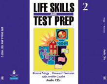 Life Skills and Test Prep 2 Audio CDs av Irene Frankel (Lydbok-CD)