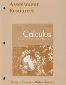 Calculus Assessment Resources Blackline Masters 2007c (Heftet)
