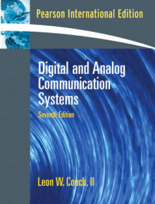 Digital and Analog Communication Systems av Leon W. Couch (Heftet)
