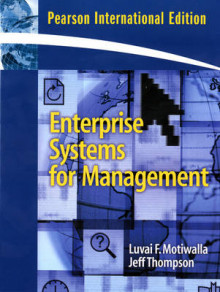 Enterprise Systems for Management: International Ed av Luvai F. Motiwalla og Jeffrey Thompson (Heftet)