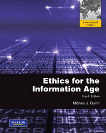 Ethics for the Information Age av Michael J. Quinn (Heftet)