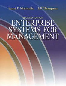 Enterprise Systems for Management av Luvai F. Motiwalla og Jeffrey Thompson (Heftet)