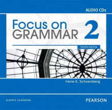 Focus on Grammar 2 Classroom Audio av Irene E. Schoenberg (CD-ROM)
