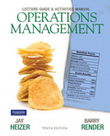 Lecture Guide and Activities Manual for Operations Management Flexible Edition av Jay Heizer og Barry M. Render (Heftet)