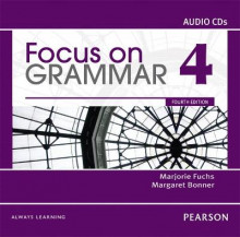 Focus on Grammar 4 Classroom av Marjorie Fuchs (CD-ROM)