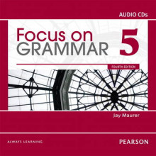 Focus on Grammar 5 Classroom av Jay Maurer (CD-ROM)