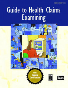Guide to Health Claims Examining av Inc. ICDC Publishing (Heftet)