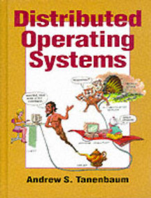 Distributed Operating Systems av Andrew S. Tannenbaum (Innbundet)