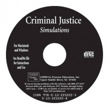 Criminal Justice Simulations Brief av Frank J. Schmalleger (CD-ROM)