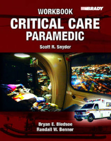Critical Care Paramedic: Workbook av Scott R. Snyder (Heftet)