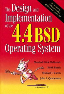 The Design and Implementation of the 4.4 BSD Operating System (paperback) av Marshall Kirk McKusick, Keith Bostic, Michael J. Karels og John S. Quarterman (Heftet)