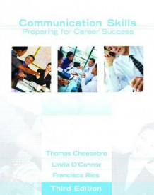 Communication Skills av Thomas Cheesebro, Linda O'Connor og Francisco Alfonso Rios (Heftet)