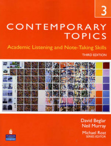 Contemporary Topics 3 av David Beglar og Neil Murray (Heftet)