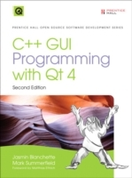 C++ GUI Programming with Qt4 av Jasmin Blanchette og Mark Summerfield (Innbundet)