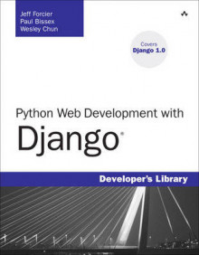 Python Web Development with Django av Jeff Forcier, Paul Bissex og Wesley J. Chun (Heftet)