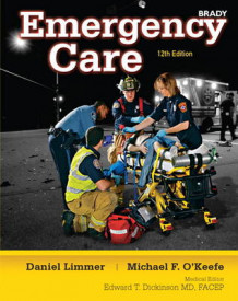 Emergency Care av Limmer, Michael F. O'Keefe, Harvey D. Grant, Bob Murray, J. David Bergeron og Edward T. Dickinson (Innbundet)