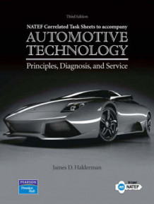Automotive Technology: NATEF Correlated Job Sheets av James D. Halderman (Heftet)