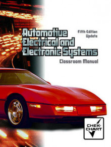 Automotive Electrical and Electronic Systems-Update (Package Set) av John F. Kershaw og Chek Chart (Heftet)