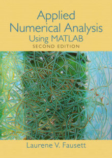 Applied Numerical Analysis Using MATLAB av Laurene V. Fausett (Innbundet)