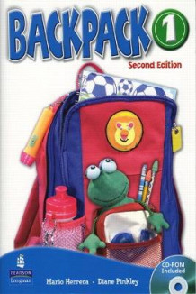 Backpack 1 with CD-ROM av Mario Herrera og Diane Pinkley (Blandet mediaprodukt)