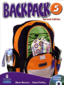 Backpack 5 with CD-ROM av Mario Herrera og Diane Pinkley (Blandet mediaprodukt)