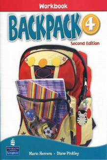 Backpack 4 Workbook with Audio CD av Mario Herrera og Diane Pinkley (Blandet mediaprodukt)