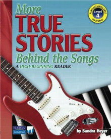 More True Stories Behind the Songs av Sandra Heyer (Heftet)