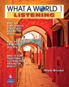 What a World Listening 1: Amazing Stories from Around the Globe av Milada Broukal (Blandet mediaprodukt)