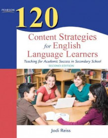 120 Content Strategies for English Language Learners av Jodi Reiss (Heftet)