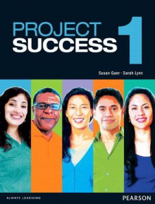 Project Success 1 Student Book with Etext av Susan Gaer, Pearson og Sarah Lynn (Heftet)