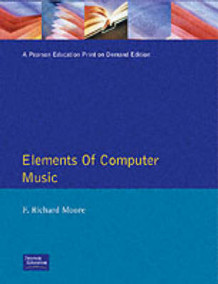 Elements of Computer Music av F. Richard Moore (Heftet)