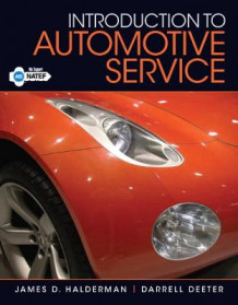 Introduction to Automotive Service av James D. Halderman, Omar Trinidad og Darrell Deeter (Heftet)