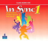Omslag - In Sync 1 Class Audio CDs