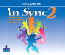 In Sync 2 Class Audio CDs av Ingrid Freebairn og Jonathan Bygrave (Lydkassett)