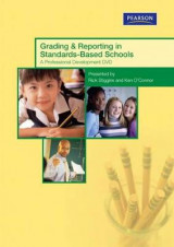 Omslag - Grading & Reporting in Standards-Based Schools Standalone DVD