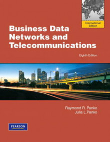 Business Data Networks and Telecommunications: International Version av Raymond R. Panko og Julia Panko (Heftet)