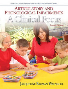 Articulatory and Phonological Impairments av Jacqueline Bauman-Waengler (Innbundet)