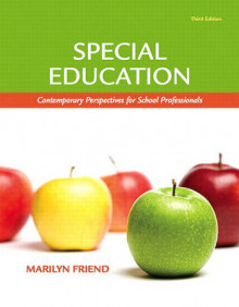 Special Education, Student Value Edition av Marilyn Friend (Perm)