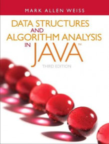 Data Structures and Algorithm Analysis in Java av Mark A. Weiss (Heftet)
