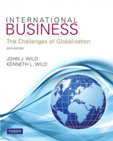 International Business Plus MyIBLab with Pearson Etext -- Access Card Package av John J. Wild og Kenneth L. Wild (Blandet mediaprodukt)