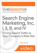 Omslag - Search Engine Marketing, Inc. I, II, III, and IV LiveLessons (Video Training)