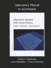 Lab Manual for Electronic Devices and Circuit Theory av Robert L. Boylestad, Louis Nashelsky og Franz J. Monssen (Heftet)
